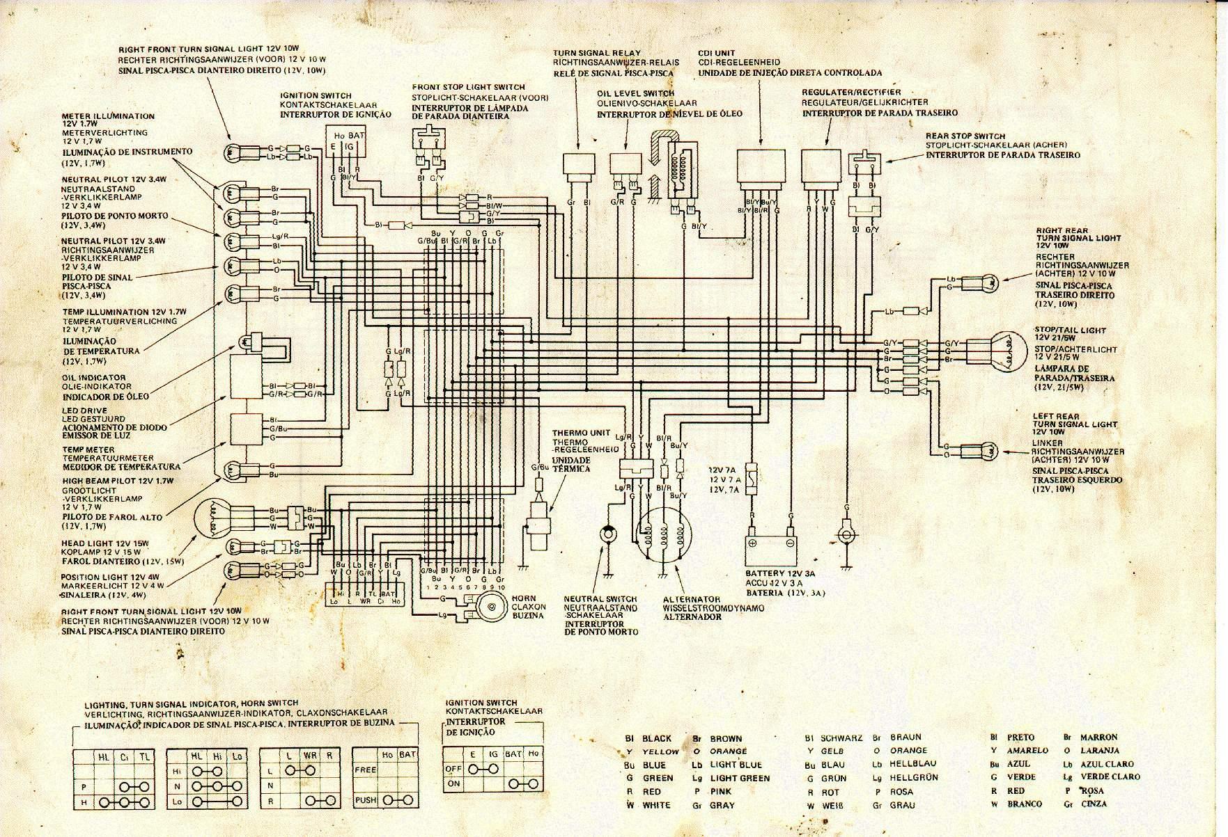 schaltplan nsr 50 Bild - Elektik Nsr - 457 KB - Honda Motorrad Forum